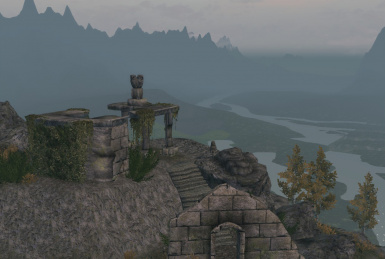Just a Ruin with a Nice View