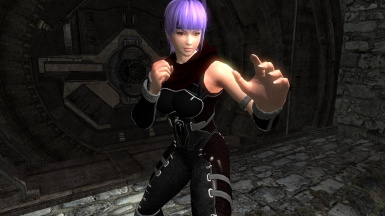 Ayane from DOA5