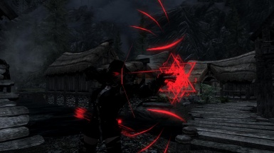 Daedric Particle Bow