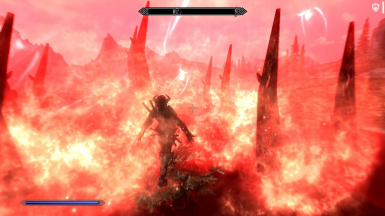Blood Fountain Explosion