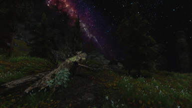 Nature and space