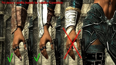 Gauntlet compatibility