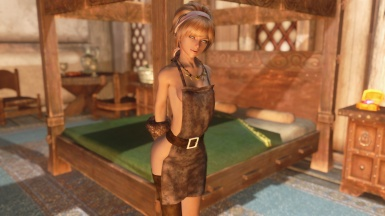 Blacksmith girl2