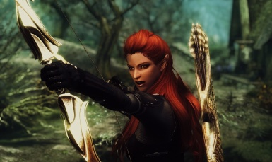 Saturday Night Celebrities - Tauriel from the Hobbit
