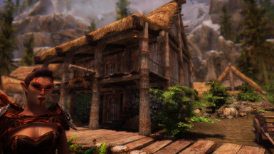 And another with a look at ENB effects in background