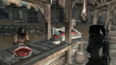 Dralin sellin goods to Anoriath