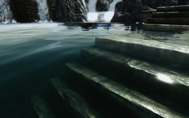 Ultra Realistic Water