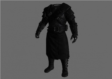 Another possible armor for Mash-up pack 3