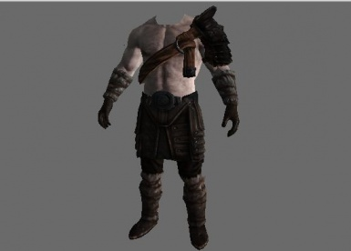 Viking-esque Outfit final textures and additions