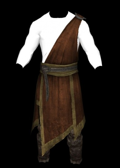Basic Monk-like Garb