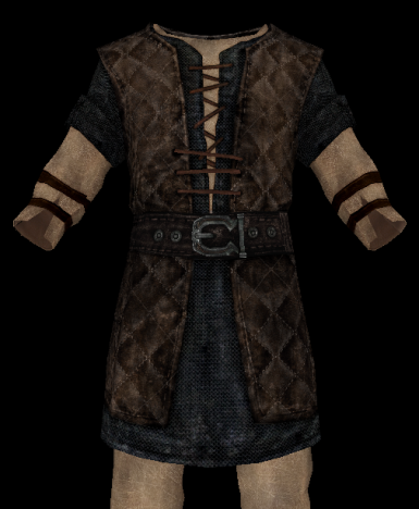 simple retext of clothing into light armor