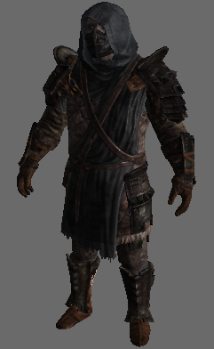 Another Armored Assassin Concept