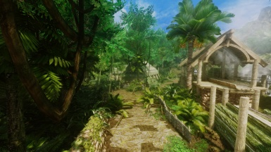 Tropical Skyrim v2