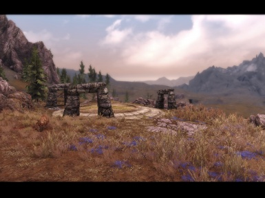 Tamriel Reloaded Flora Heavy