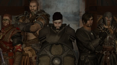 The Gang in Dragonsreach