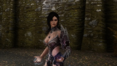 Draconic Bloodline Outfit Armor