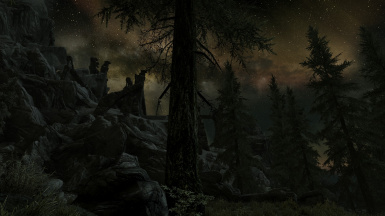 Bleak Falls Barrow from a different perspective