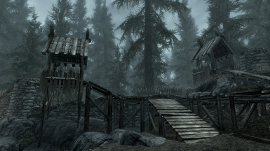 The Great Whiterun Hold Forest