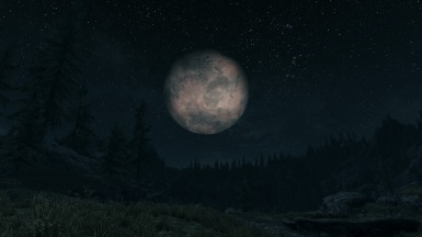 Edge of Whiterun Hold Forest above Robbers Gorge