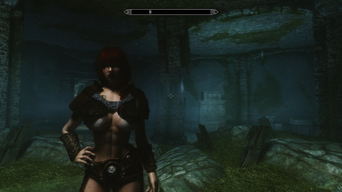 Sonja - Grim ENB with Relighting Skyrim