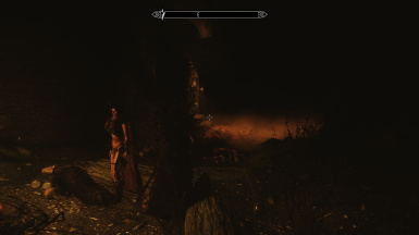Grim ENB with Creepy Dungeons and Relighting Skyrim