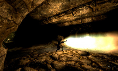 Let there be light__flashlight mod test