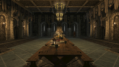 The Angriest Dinner Hall