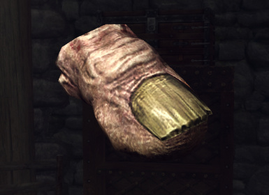 The single most disturbing sight in Skyrim