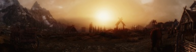 Whiterun Sunset