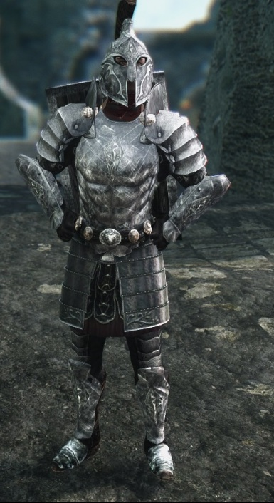My imperial Armor