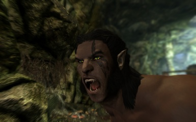 Teen Wolf of Skyrim