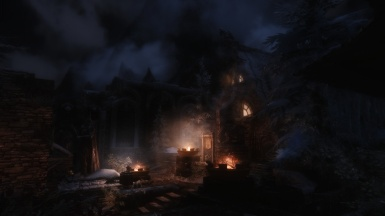 A night in Windhelm