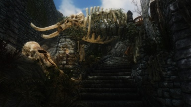 Whiterun Overhaul Merge - Panorama 2