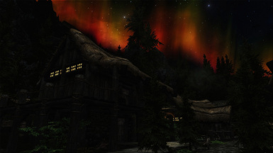 Lights in the northern skys