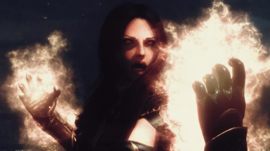 vampires and fire_