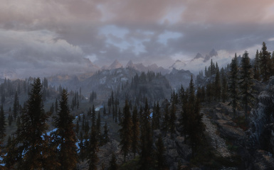 A mountain path by Solitude