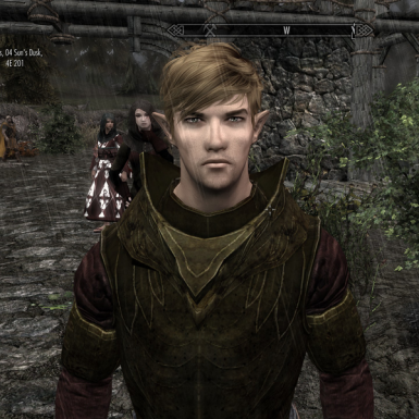 My PC from Faendal replacer by kerwin1988