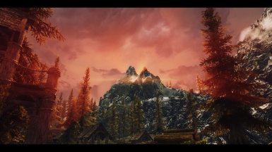 The Beauty of Riverwood and Whiterun