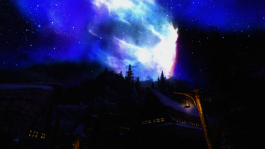 Night in Morthal