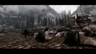 Skyrim in all its beauty