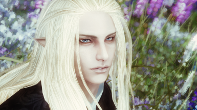 Young male elf