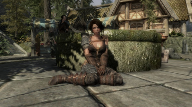 My Character In Skyrim