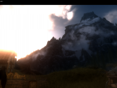 Whiterun Stables with RealVision ENB