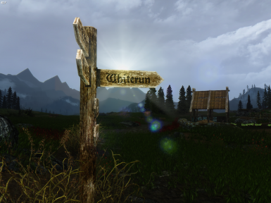 Arrived in Whiterun