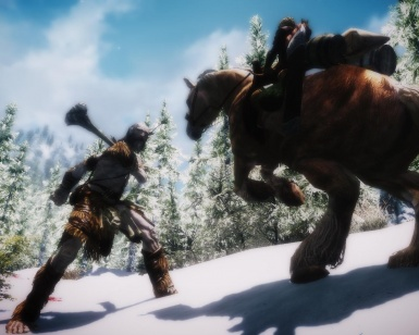 Fighting a Giant
