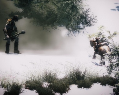 Fighting a Giant - 2