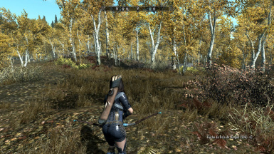 hunting in the woods of Rift