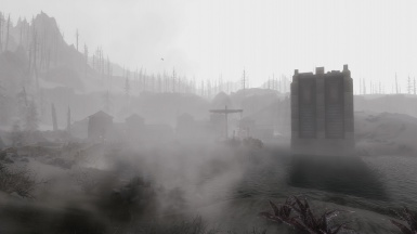 Solstheim harbour in the morning