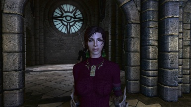 finally at the college of winterhold