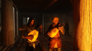 Dueling Lutes